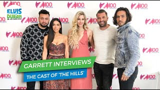 The Cast of 'The Hills' Reveals What to Expect for the Return of the Show | Elvis Duran Exclusive
