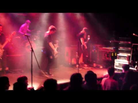 Oceans Ate Alaska - Clocks - Live ( 2 ) - Leipzig Conne Island
