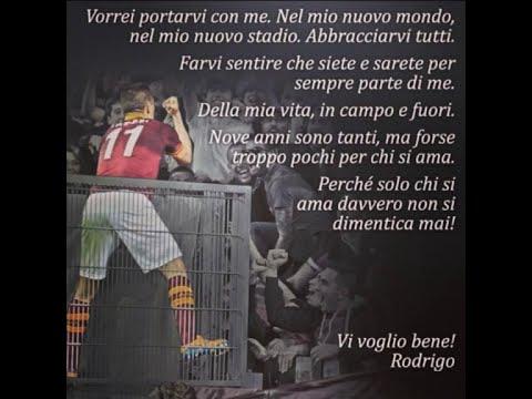 Rodrigo Taddei - Tributo e ringraziamento