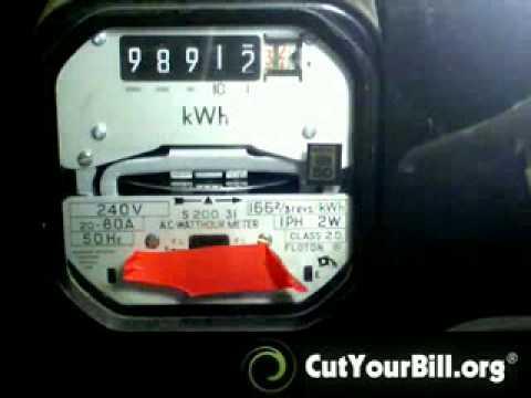 سرقة الكهرباء