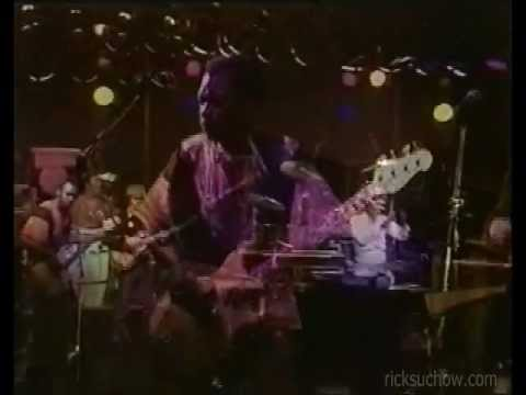 Paul Jackson funk bass groove