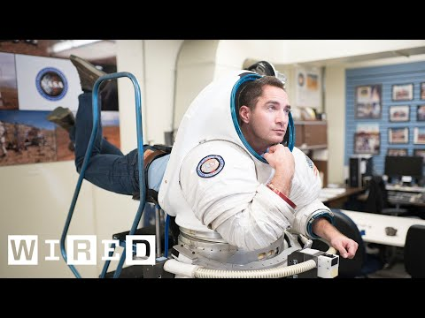 I Crashed NASA's Astronaut Training | OOO with Brent Rose