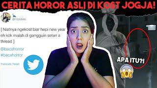 Kosan Angker: Thread VIRAL Horror di TWITTER! | #NERROR