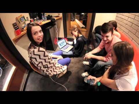 Cimorelli -- Behind the Scenes at the Studio Music Videos