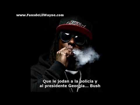 Lil Wayne - Georgia Bush (Subtitulada en español)