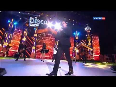 Стас Михайлов - Золотое сердце (Disco дача 2015) HD 1080p