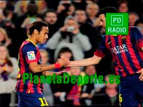Planeta FC Barcelona: El Barça no prioriza entre Neymar y Busquets