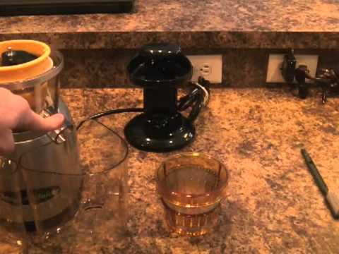 How To Make Banana Sorbet In The Omega vRT vertical Auger Juicer How To Make & Do Everything!
