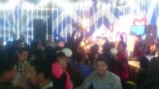 اجمل عروسة ترقص في حفل زفافها مع الاسد شريف الغمراوي 2017