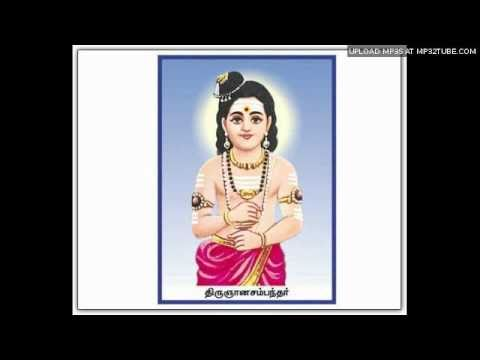 The Saint of Divine Wisdom from Tamilnadu-Thiru Gnana Sambandhar