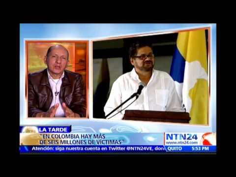 General Mendieta asegura que no ha recibido amenazas del grupo terrorista de las FARC