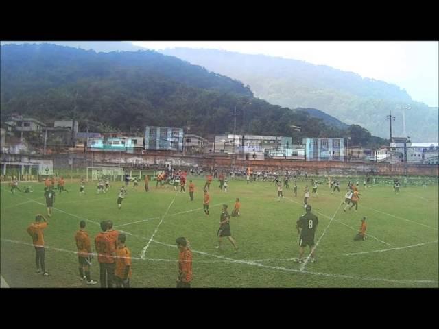 DEFESA - Andorinhas Futebol Americano highlights