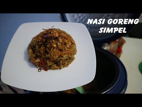 Resep Nasi Goreng Enak Paling Mudah dengan Rice Cooker