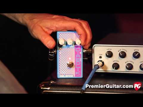 Review Demo - Malekko Diabolik Bass Fuzz video