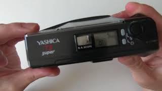 菲林档案003 Yashica T3 雅西卡 T3