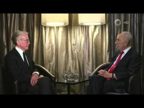 Entrevista a Shimon Peres