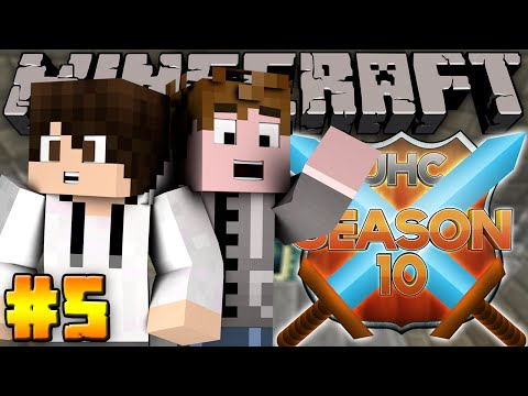 Minecraft: Cube UHC Season 10 Episode 5 Being Watched