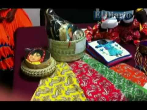 Promover n artesan as tarahumaras en espa a youtube for Artesanias de espana