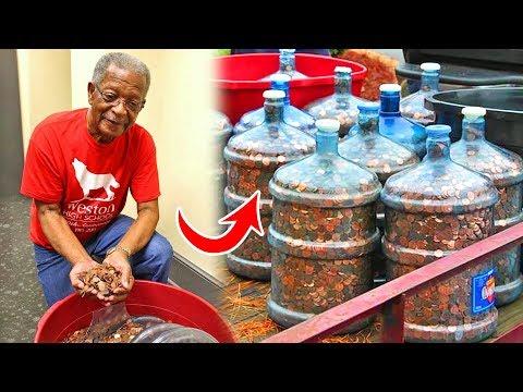 С 1970 года он собирал монеты и спустя 45 лет НЕ ПОВЕРИЛ услышанному