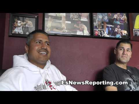 robert garcia on matthysse vs danny garcia maidana - EsNews Boxing