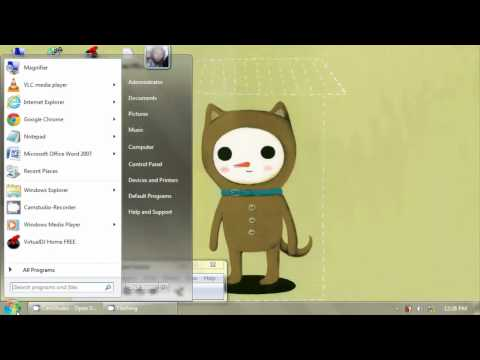 Peer to Peer Network connection Windows 7 & XP Tutorial
