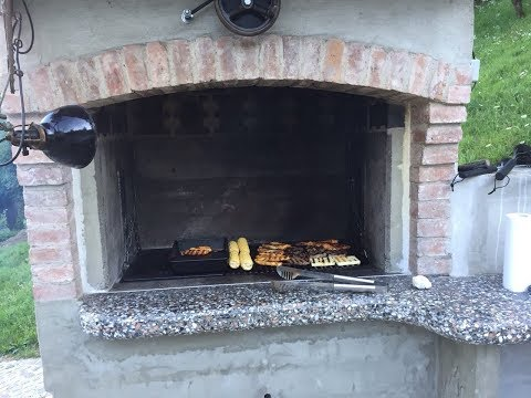 Pizzaofen - Brotbackofen - Holzbackofen Im Garten Selber Bauen