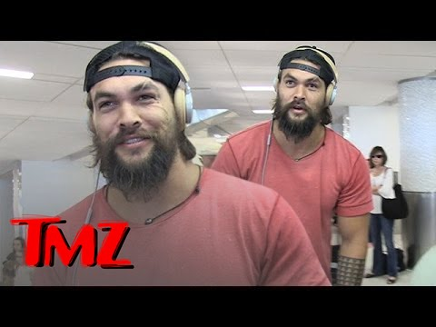 Jason Momoa Still Talks To