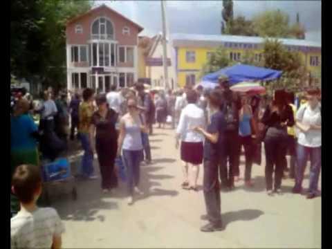 "Flashmob ""Хлопки в толпе"" / claps"