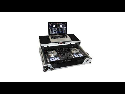 ProX Cases XS-DDJSRLT Pioneer DDJ-SRLT Digital Controller Flight Case w Laptop Shelf