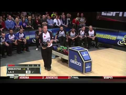 2014 PBA League Quarterfinal: L.A. X vs. BROOKLYN STyLES