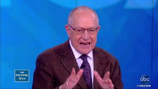 Alan Dershowitz on Barr's Testimony and His Book 'The Mueller Report'