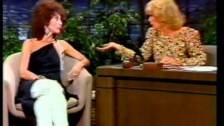 Joan Rivers host The Tonight Show 1984 - Rita Moreno interview