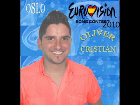 Oliver Cristian Eurovision 2010 Oslo Y soñare Spain preselection