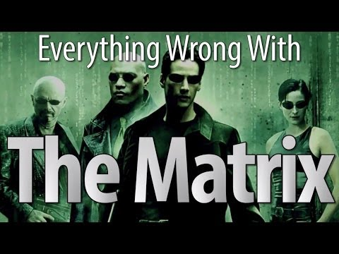 Everything Wrong With The Matrix In 12 Minutes Or Less klip izle