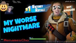 📺MenamesCho's LIVE Ps4 🤢 RAPTOR SHOW 🤢 LET'S GO 🤠 Fortnite Battle Royale - 19th July