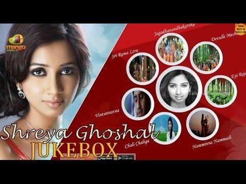 Shreya Ghoshal | Tollywood Top Songs Collection | Jukebox
