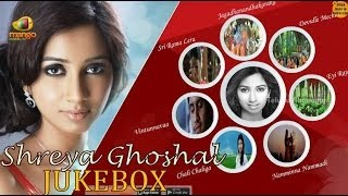 Shreya Ghoshal | Tollywood Top Songs Collection | Jukebox