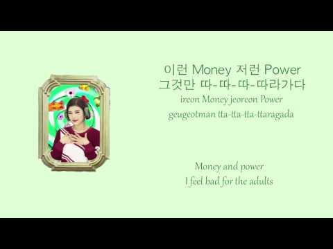Happiness - Red Velvet Colour Coded Lyrics (HAN/ROM/ENG)