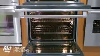 thermador masterpiece series double oven med302j overview
