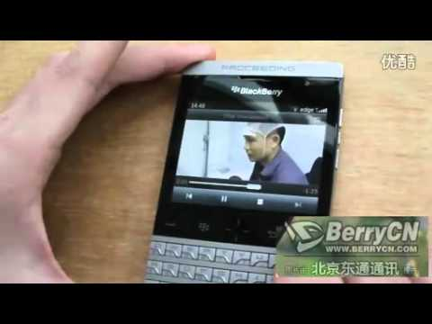 BlackBerry Bold 9980 (R47) Hands-on HD