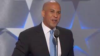 FULL: INCREDIBLE SPEECH! Senator Cory Booker - Democratic National Convention - WOW!