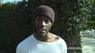 Aldis Hodge presents THE HAND JOBS - Getting What You Want The LEVERAGE Way