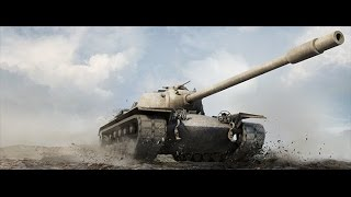 World of tanks xbox one - T110E5 just a normal game
