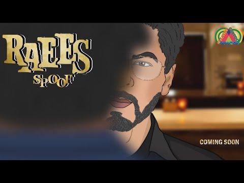 Raees Teaser | Shah Rukh Khan I Mahira Khan | Nawazuddin Siddiqui |spoof |CCA thumbnail