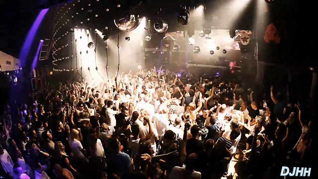You feel it space club and sensation house party 2011 djhh for Trance house music