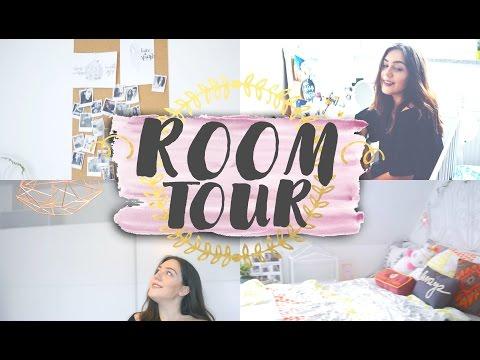 ROOMTOUR // Neues Zimmer | ItzSannyz