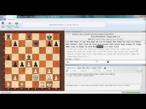 ChessBase 12 Deep analysis