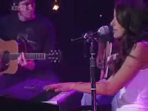 Download Lagu Stacie Orrico - I`m not missing you live  KBS2 MP3 Free