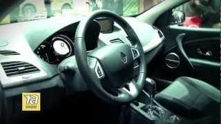 Renault Megane 2012. Что нового?