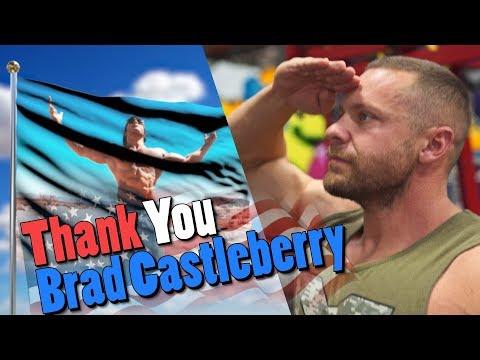 Brad Castleberry is a Great American!